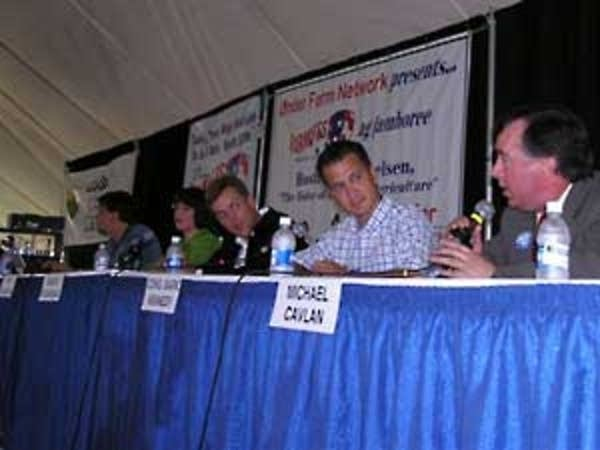 Farmfest U.S. Senate candidate forum