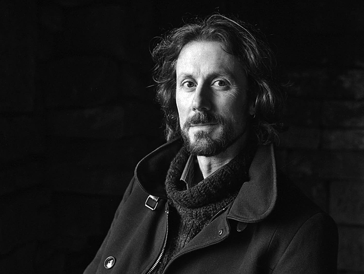 Author Paul Kingsnorth