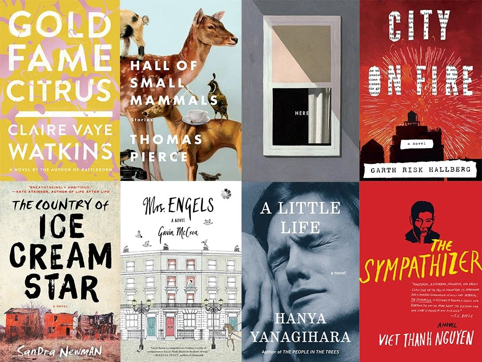 2015 fiction picks