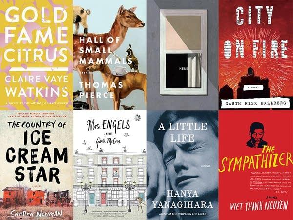 2015 fiction picks