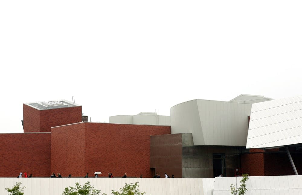 Frank Gehry's design