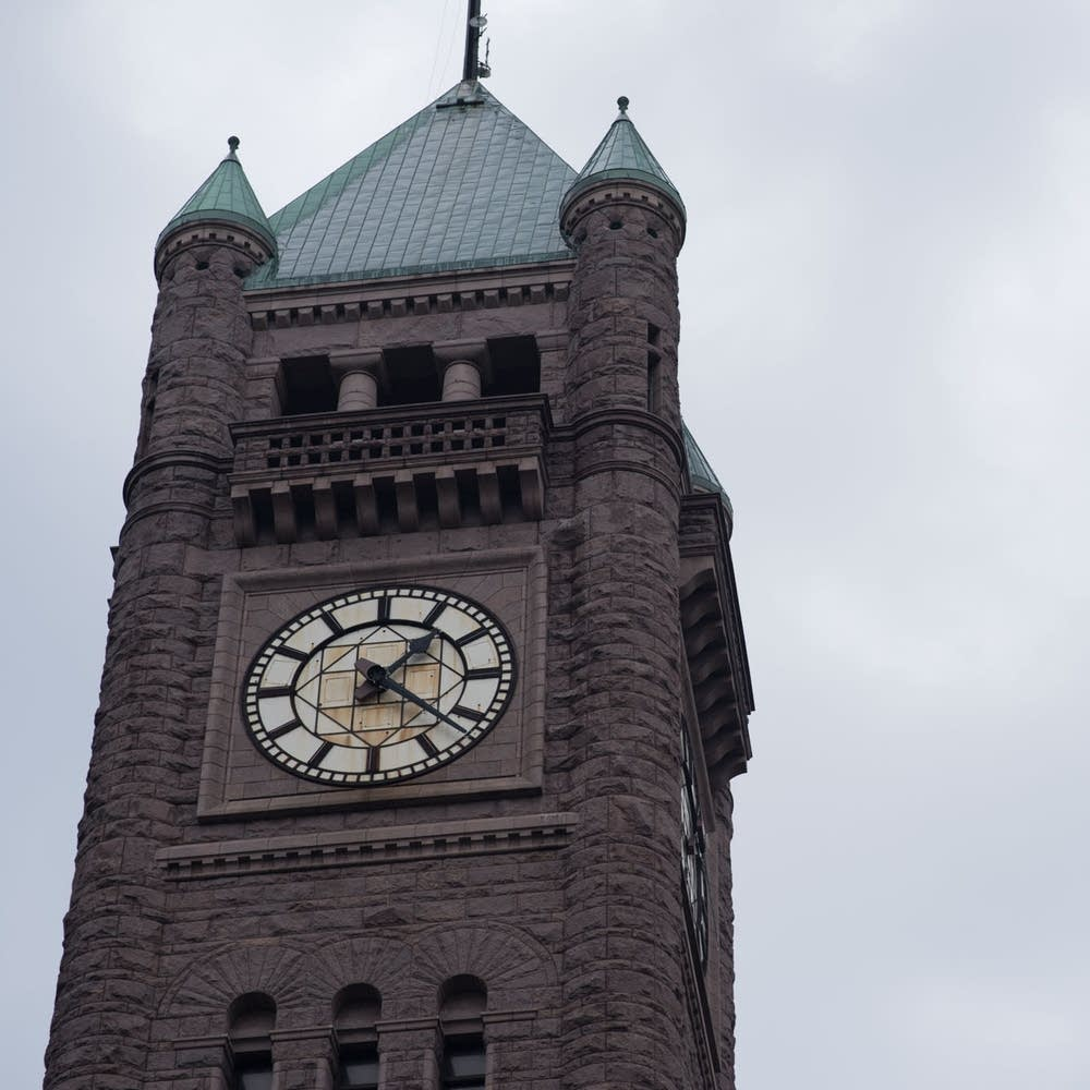 Mpls. City Hall tower bells play Prince tribute
