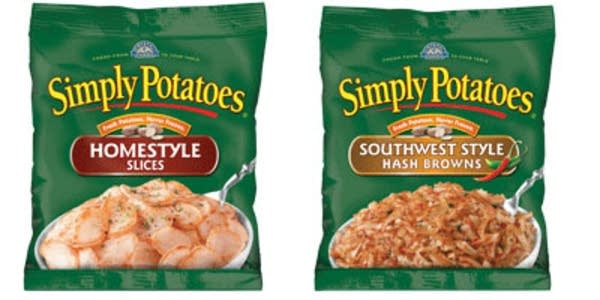 Potato products