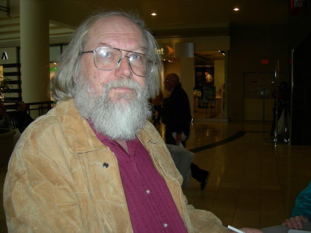 Minneapolis resident Dennis Rusinko