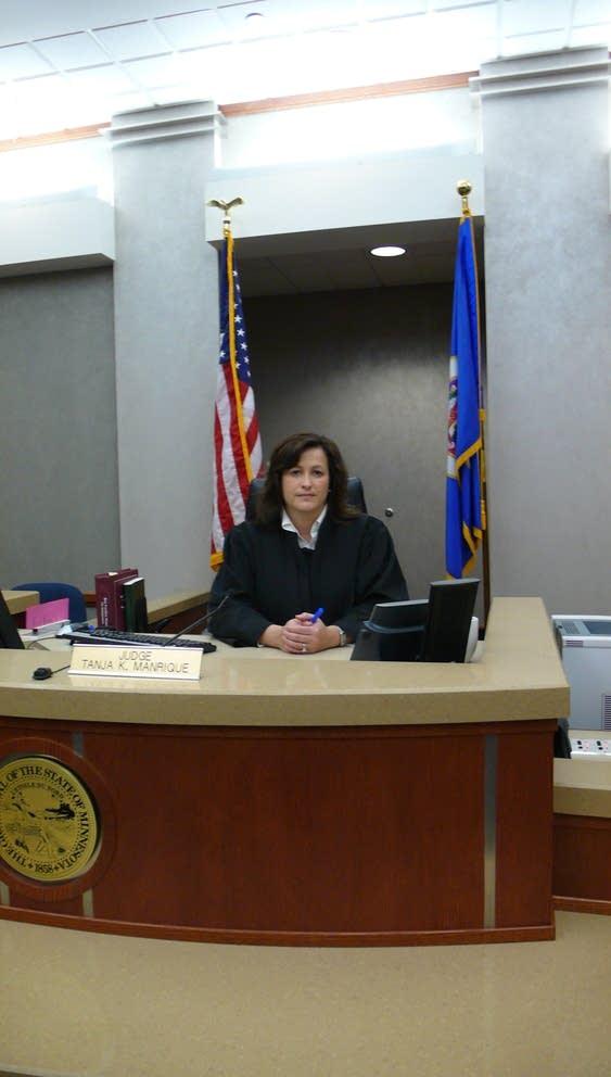 Tanja Manrique, Family Court Presiding Judge