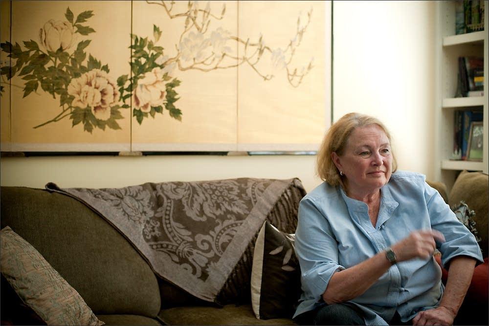 Historian Mary Wingerd