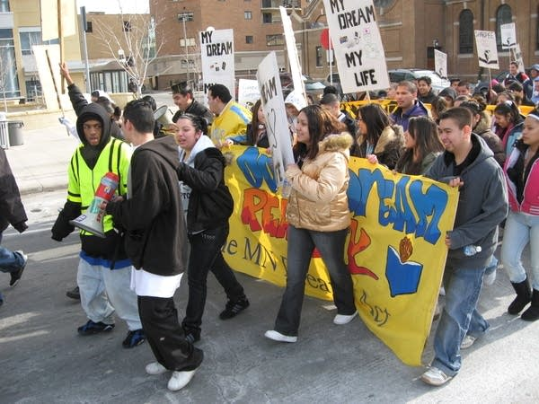 DREAM Act march