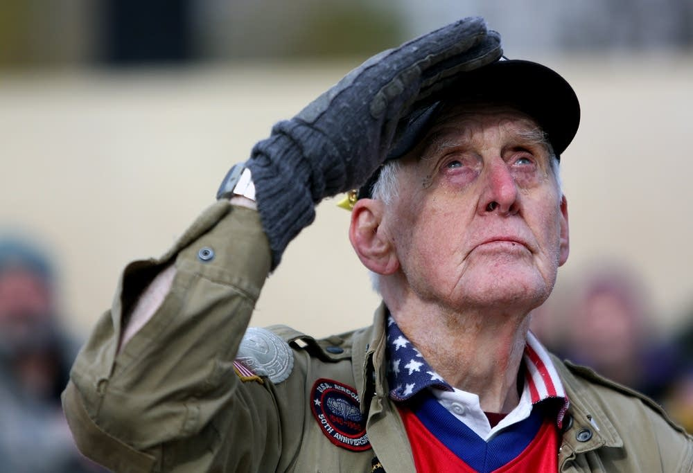 Remembering war veterans around the world