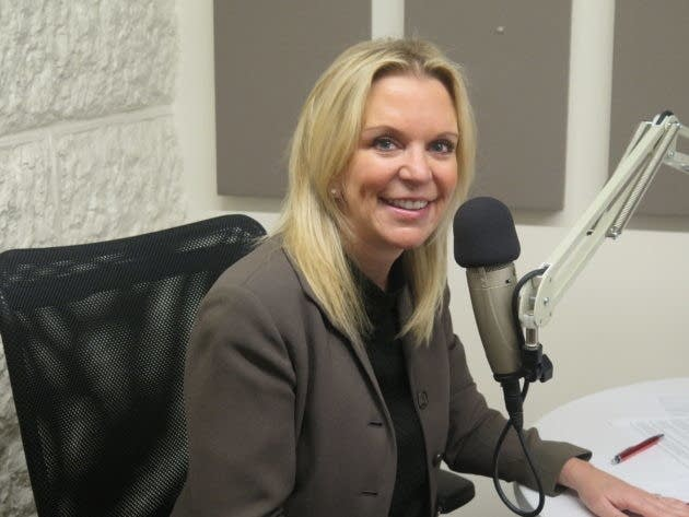 State Sen. Karin Housley, R-St. Marys Point.