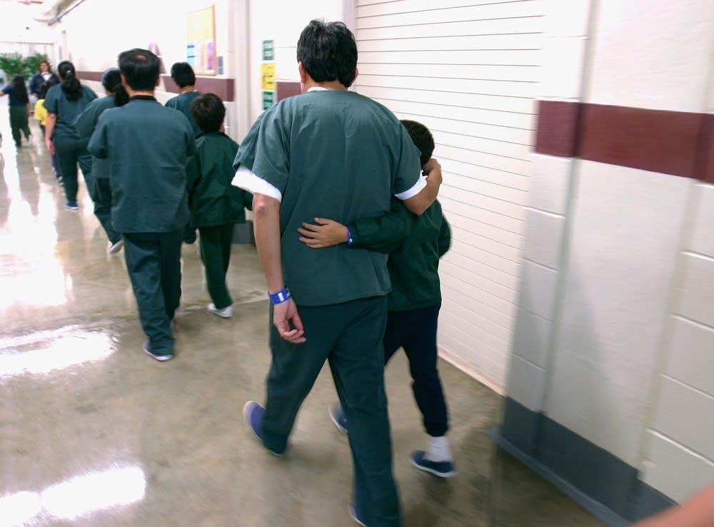 Texas family detention center