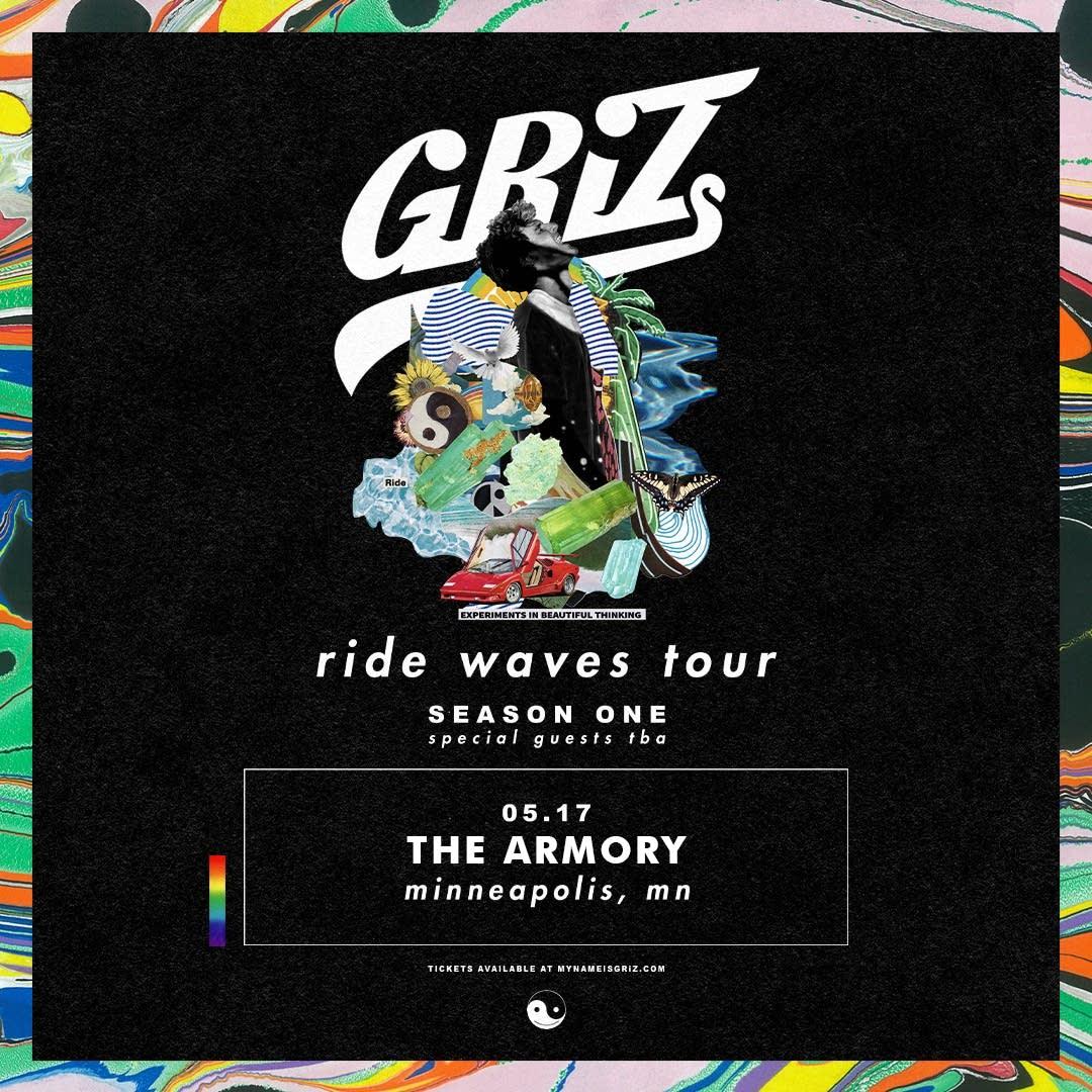 GRiZ Armory Poster