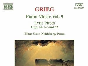 Edvard Grieg - Lyric Pieces: Nocturne
