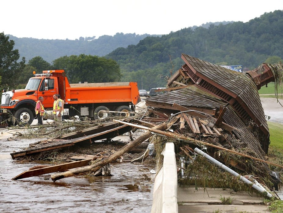 Wisconsin Flooding