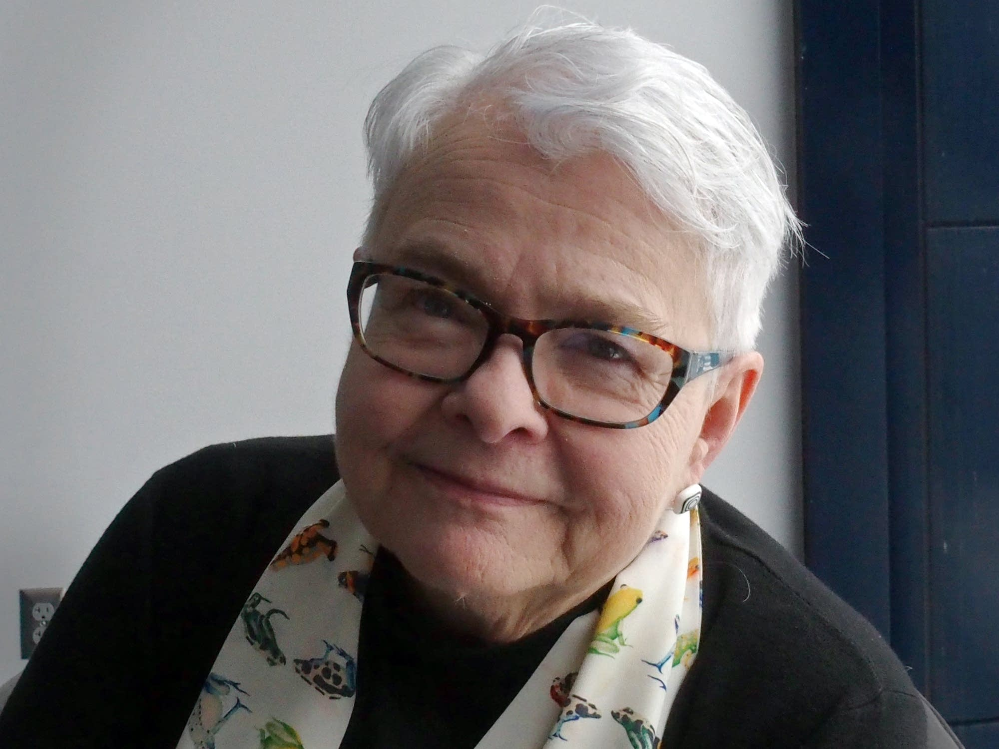 Playwright Paula Vogel at the Guthrie Theater
