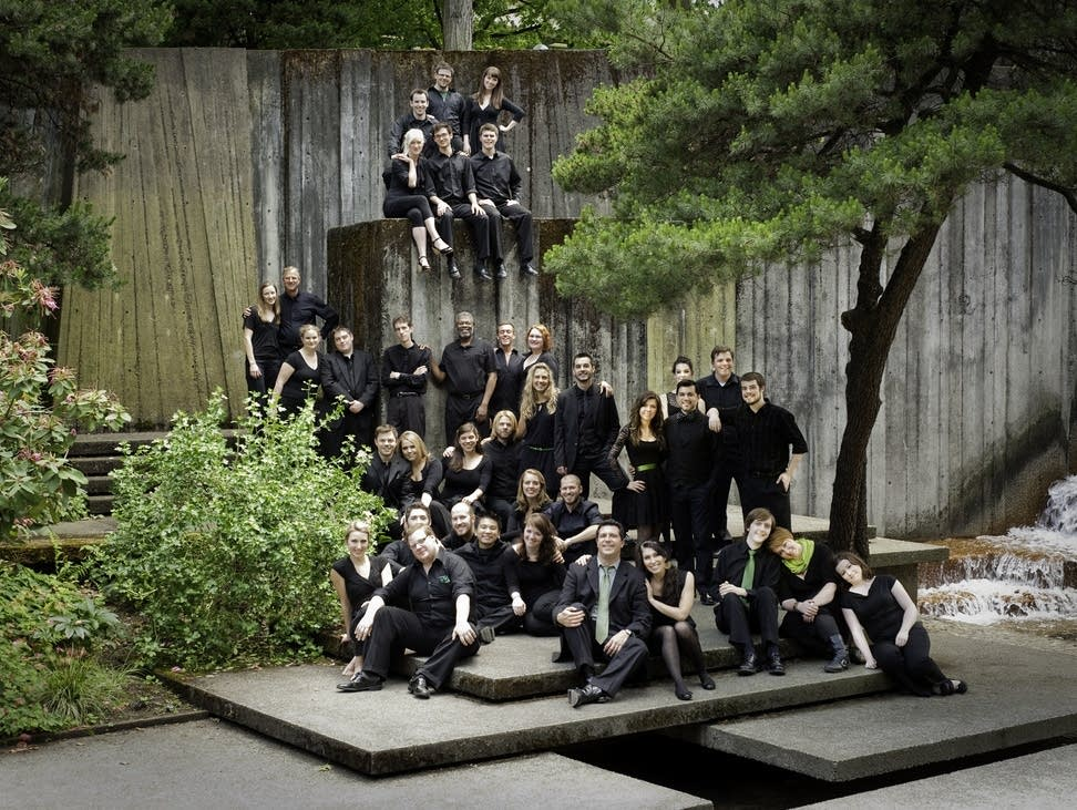 Portland State Chamber Choir