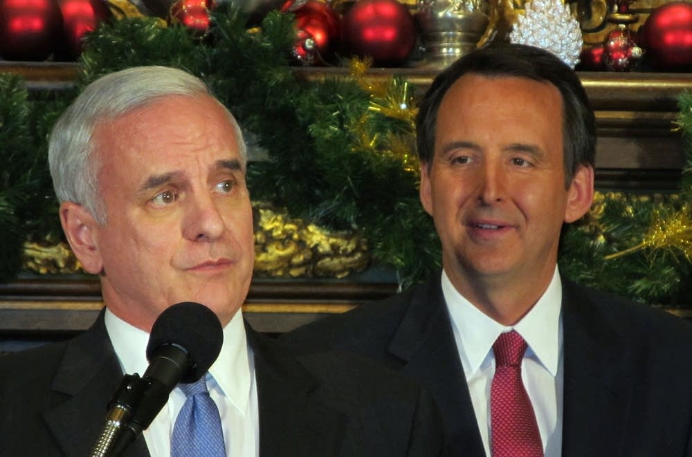 Dayton and Pawlenty