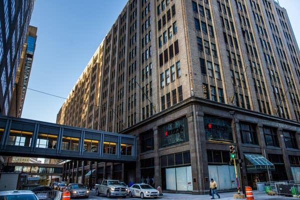 The downtown Minneapolis Macy's.
