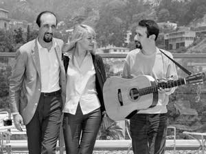 Peter, Paul and Mary in 1965