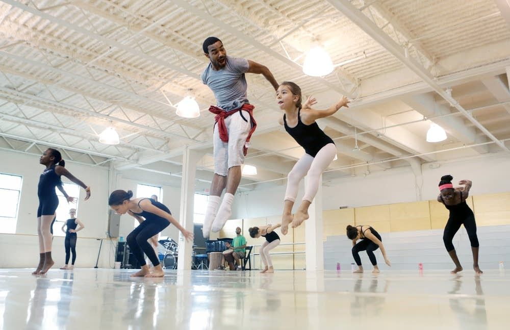 TU Dance seeks to inspire more dancers of color
