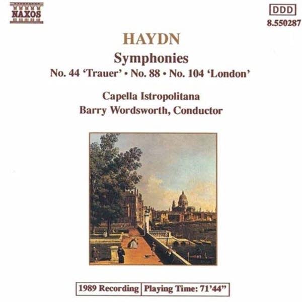 Franz Joseph Haydn - Symphony No. 104
