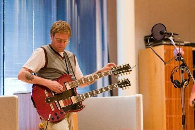 Tad Kubler, lead guitarist