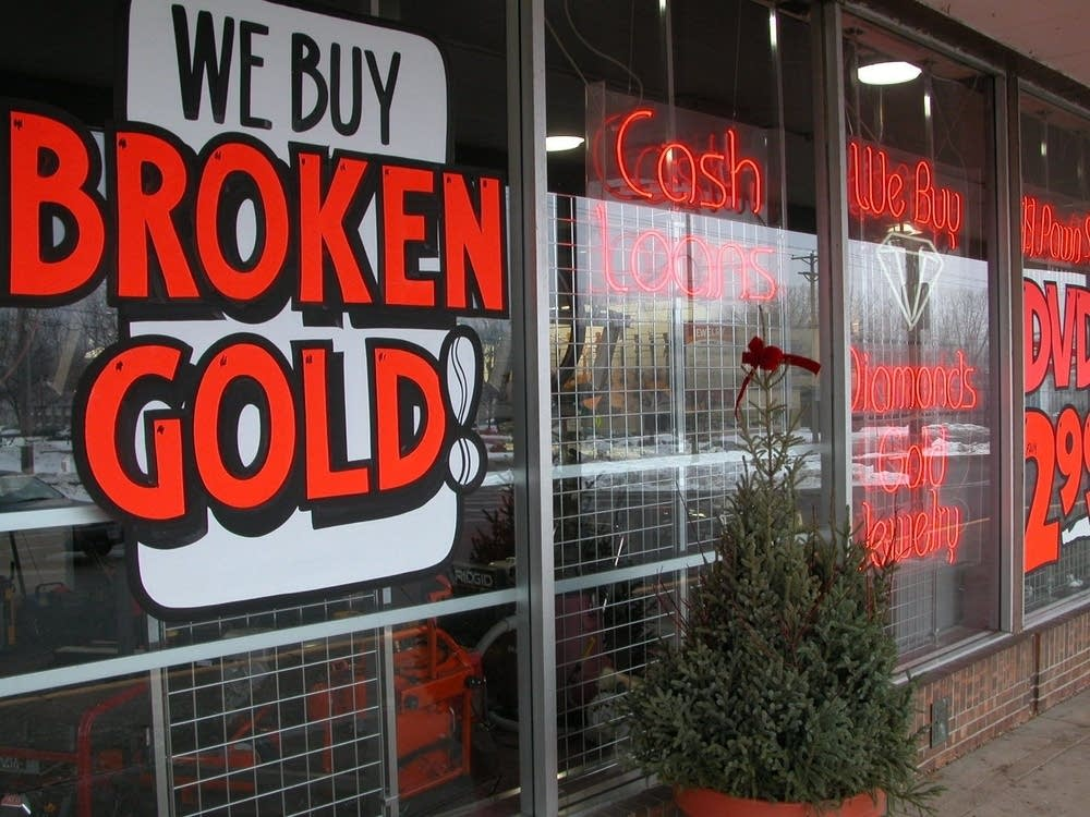 Sell your broken gold