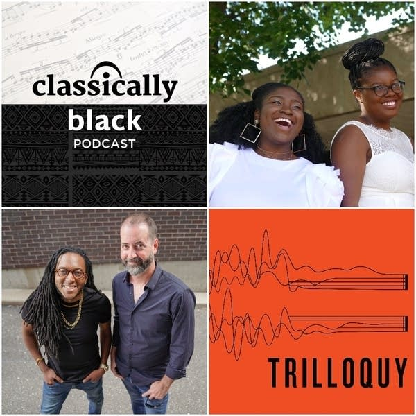 Classically Black and Trilloquy Podcasts