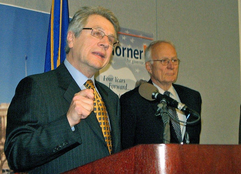 Horner announces campaign