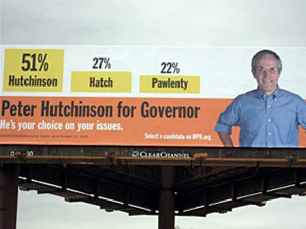 Billboard for Hutchinson
