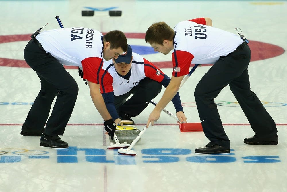 USA men's curling