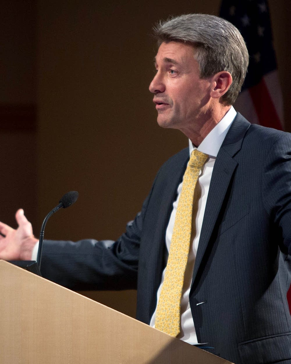 Mpls  Mayor Rybak announces city's first property tax cut in 20