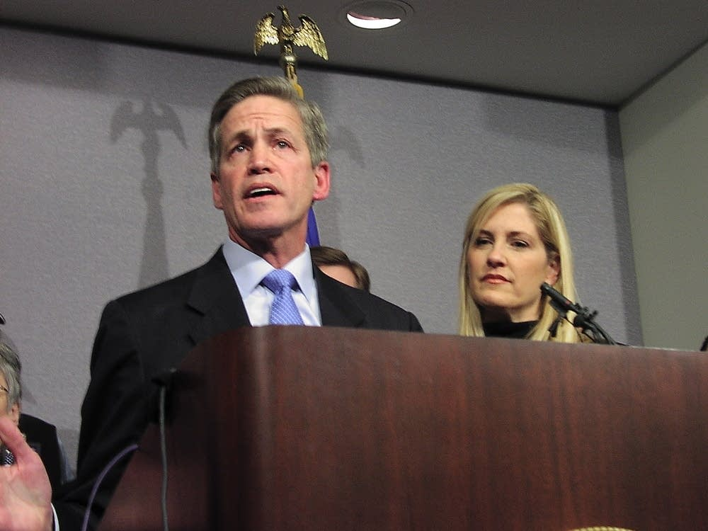 Norm Coleman announces legal action