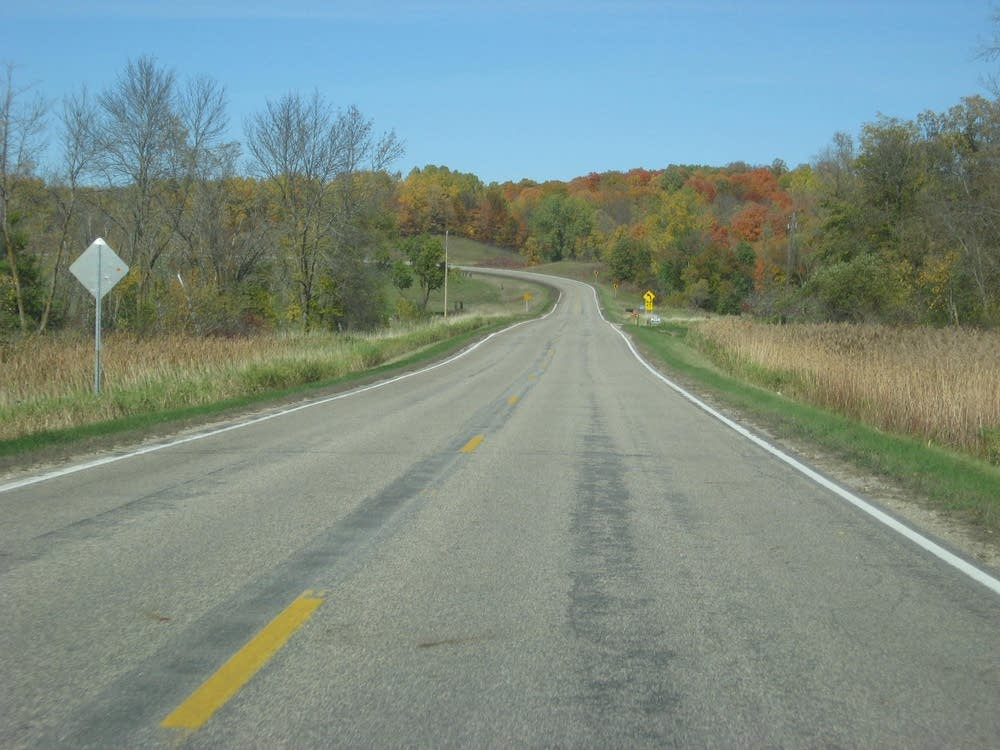 County road