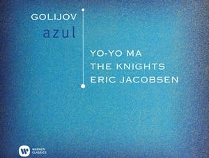 The Knights - Golijov: Azul