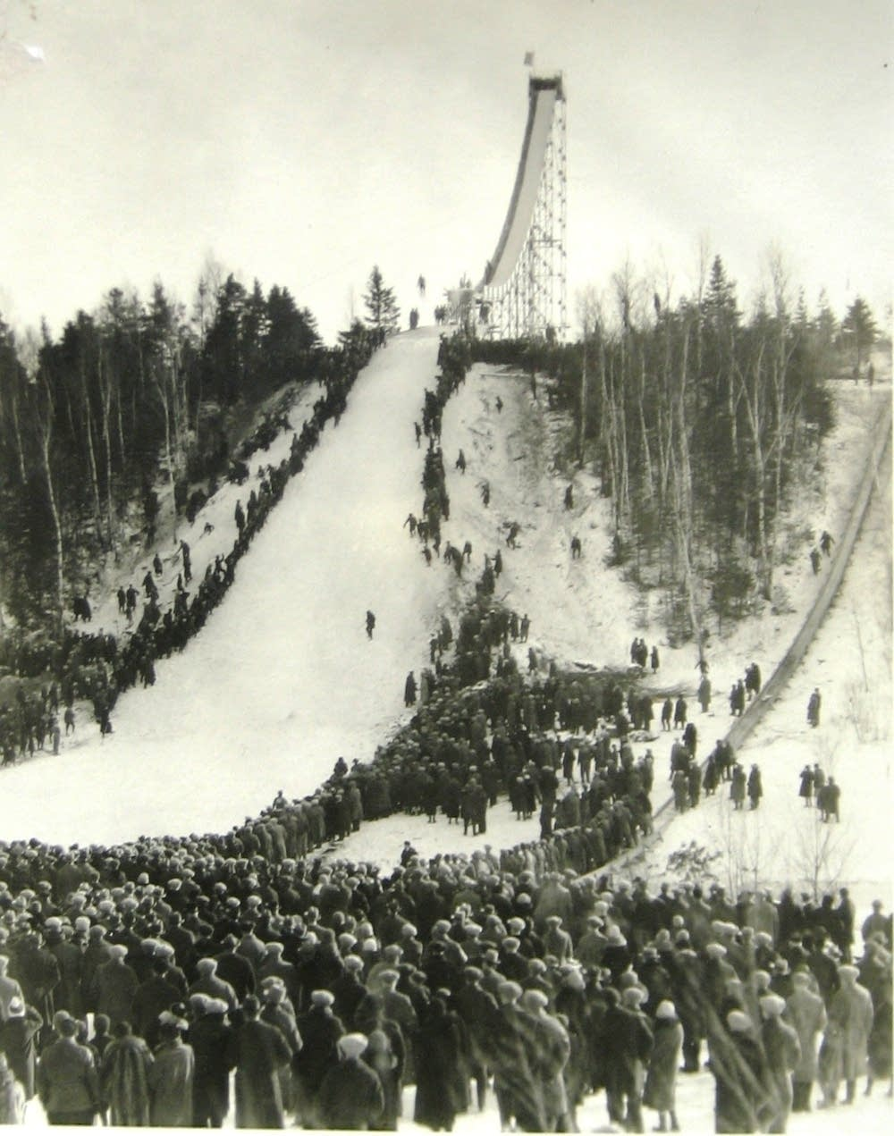 Historical Chester Bowl photo
