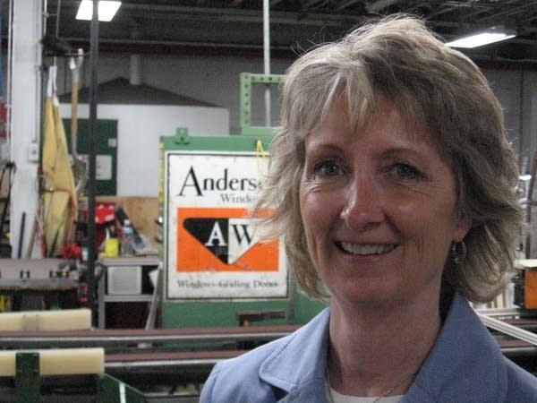 Andersen Corp. Spokeswoman Maureen McDonough