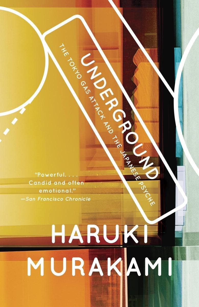 a study of sarin and account of tokyo subway sarin gas attack Underground: the tokyo gas attack and the japanese psyche [haruki murakami , alfred  nonfiction account of this episode  the sarin attack exposed tokyo  authorities' total lack of preparation to cope with such fiendish urban terrorism.