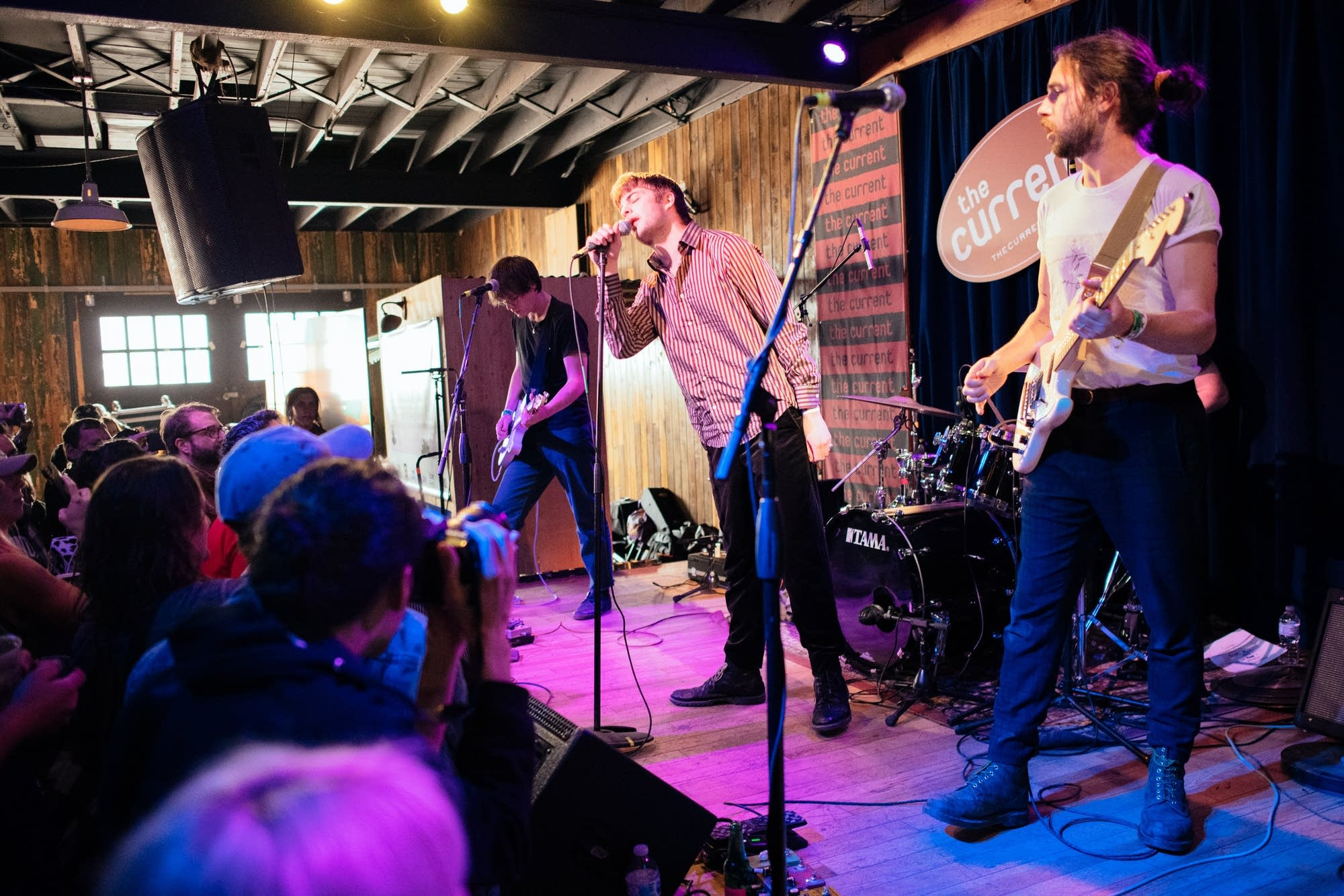 Fontaines D.C. perform at The Current Day Party during SXSW