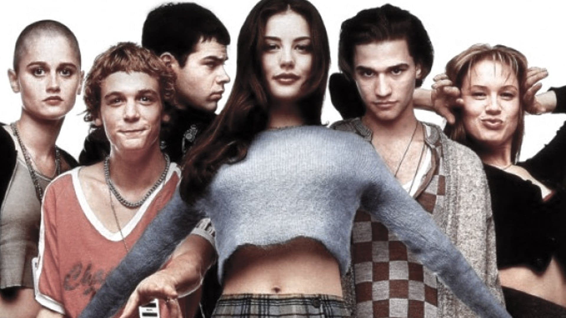 'Empire Records' promotional image.