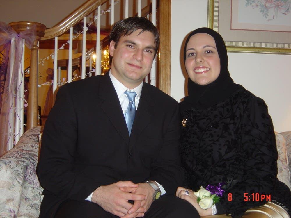 Murad Mohammad and Imani Jaafar-Mohammad