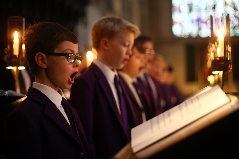 King\'s College Choir a Christmas tradition on BBC | MPR News