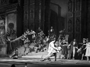 Prokofiev's ballet Romeo and Juliet