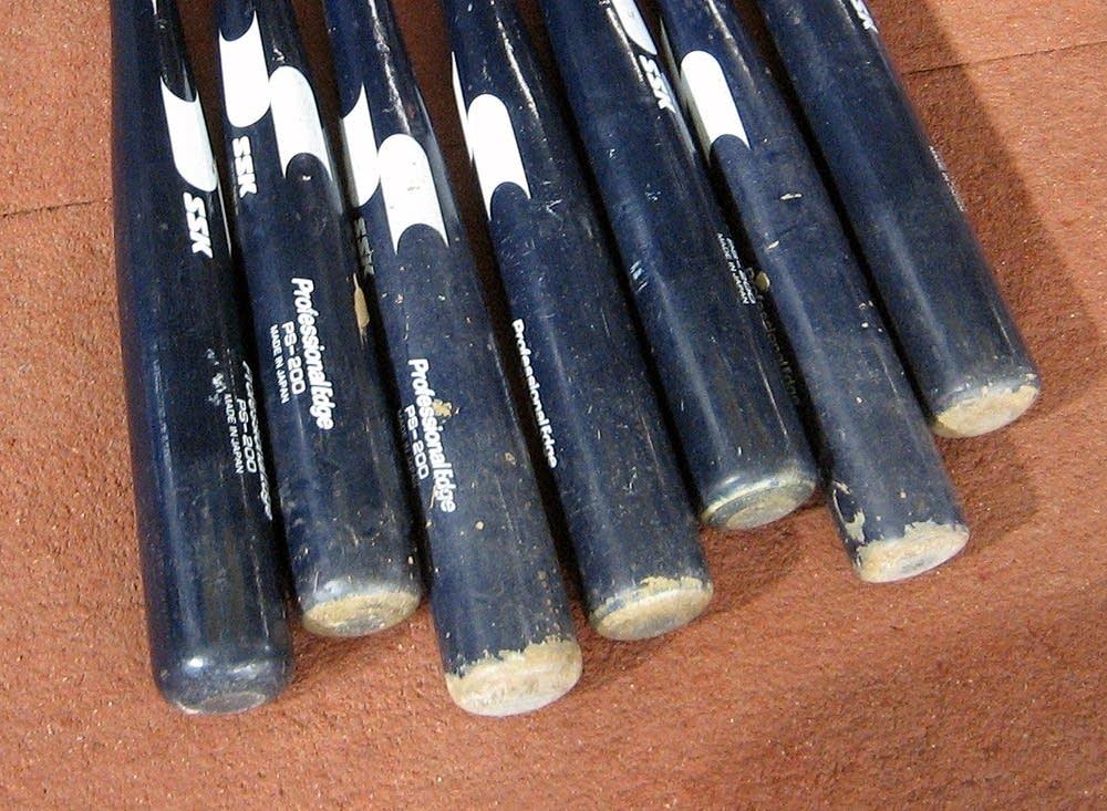 Ash bats