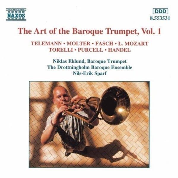 Johann Fasch - Trumpet Concerto: III. Allegro