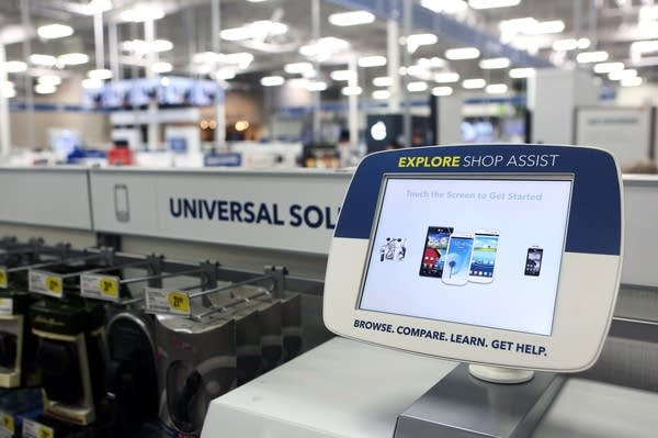 In-store tablets