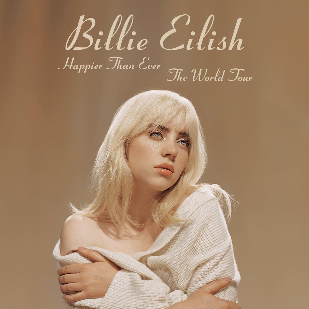 Billie Eilish - Happier Than Ever: The World Tour