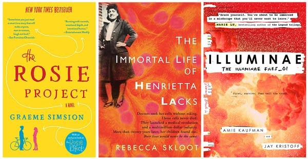 Recommendations from Paperbacks and Pieces