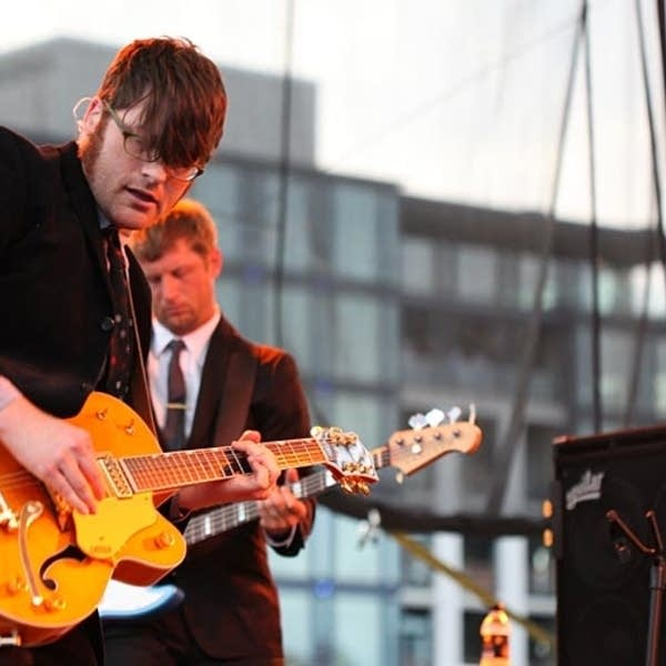Colin Maloy of the Decemberists
