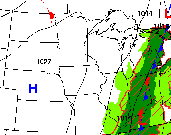 weather graphic