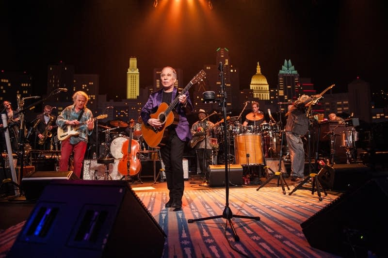 Paul Simon on 'Austin City Limits'